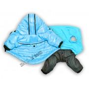 Комплект двойка с Флисовой подкладкой Голубой