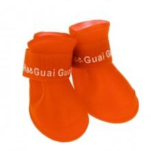 Резиновые сапоги Оранжевые