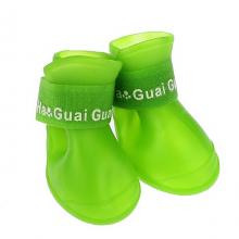 Резиновые сапоги Зеленые