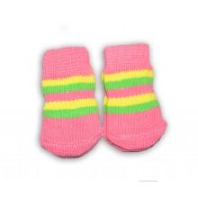 Носки для собаки Розовые