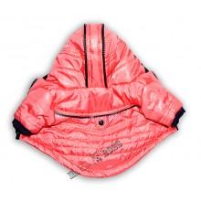 Куртка Коралловая на ФЛИСОВОЙ подкладке