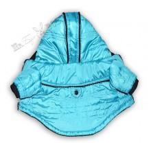 Куртка на ФЛИСОВОЙ подкладке Голубая
