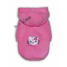 Флисовая Пайта «Hello Kitty» Нежно Розовая
