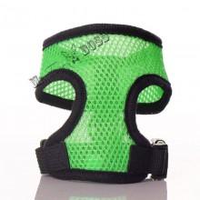 Мягкий жилет-ошейник для собаки Зеленый
