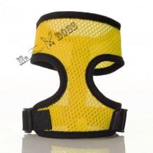 Мягкий жилет-ошейник для собаки Желтый