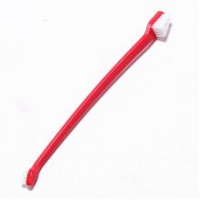 Зубная щетка для собак/кошек Dezzie Красная
